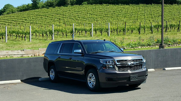 Chevrolet Suburban driven by Luxury Ride For You