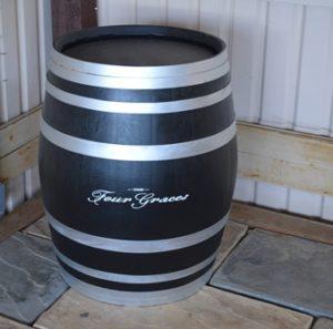 Four Graces Barrel